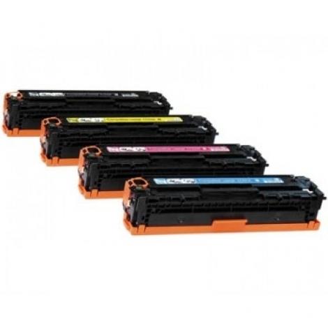 HP Color LaserJet M251 (Pro 200 color) (Заправка картриджа)
